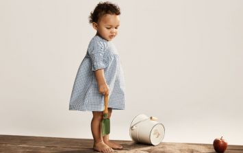 Got a baby? Then you NEED to check out the new Exclusive collection at H&M