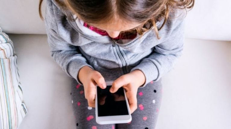 Giving kids smartphones is 'like giving them a gram of cocaine' says