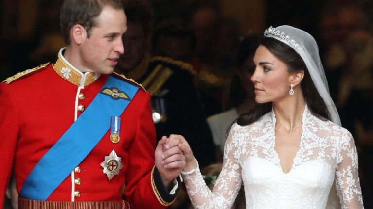 This wedding dress is like Kate Middleton's gown but it's only €160