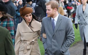 An Irish student has been invited to the royal wedding