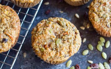 Healthy breakfast: These probiotic muffins are delicious – and gut-friendly