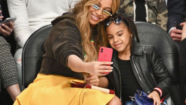 Beyonce hired a personal stylist for her 6-year-old daughter and yeah OK, whatever