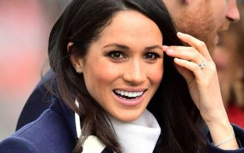 Everyone is absolutely in love with Meghan Markle's casual look today