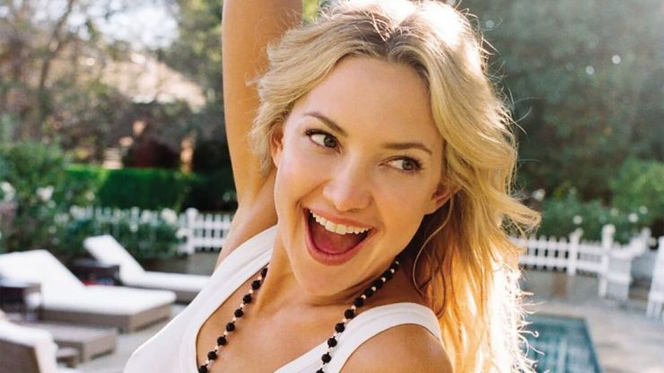 Kate Hudson is posting a lot about losing her baby weight and it raises an interesting point