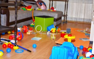 Five simple reasons my house will never be tidy: an Irish mum's confession