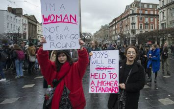 The #IBelieveHer protests are about so much more than any one single trial