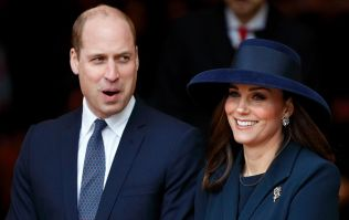 The Duke and Duchess of Cambridge broke royal protocol over Easter