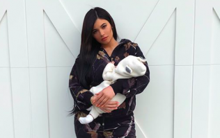Check out all these pics from the INSANE Easter gathering inside Kylie Jenner's home
