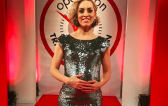 Kathryn Thomas is experiencing the one aspect of motherhood we're all faaar too familiar with