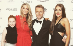 'It's very, very, very tricky'... Ronan Keating on co-parenting with Yvonne