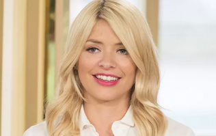 Holly Willoughby's €185 skirt is getting a lot of attention today