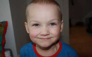 Gavin Glynn Foundation launch new campaign to fundraise for childhood cancer