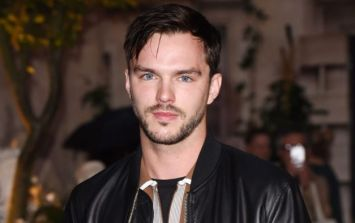Nicholas Hoult has welcomed his first child with girlfriend Bryana Holly