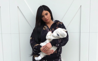 People are actually giving out that new mum Kylie Jenner went to Coachella