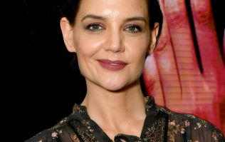 Katie Holmes shares photo of Suri on her birthday and she looks SO grown up