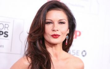 Catherine Zeta-Jones steps out with her daughter and they look like TWINS