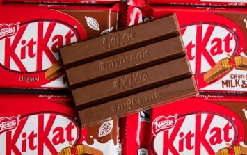 KitKat has launched three delicious new flavours and they come in mini sizes