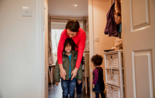 This super easy parenting hack will make your morning routine run much smoother