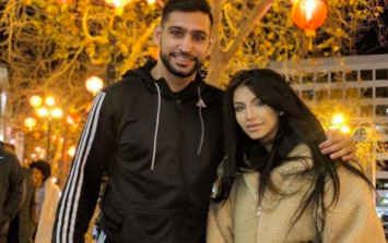 Amir Khan and Faryal Makhdoom have welcomed their second daughter