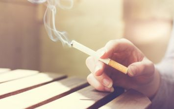 The smoking ban is to be extended in Ireland