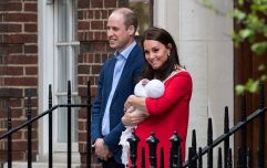 The cute Harry Potter connection to the royal baby's name you may have missed