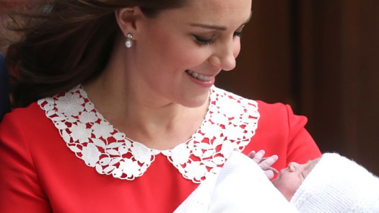 Kate 'has it harder' than most new mums, claims mummy blogger