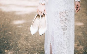 Getting married? The one type of shoe you should avoid on the day