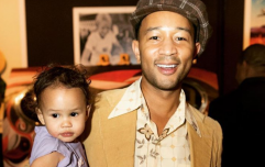 John Legend on his daughter Luna becoming a big sister