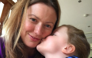 'You feel everything... but you feel numb': The reality of having a child with CF