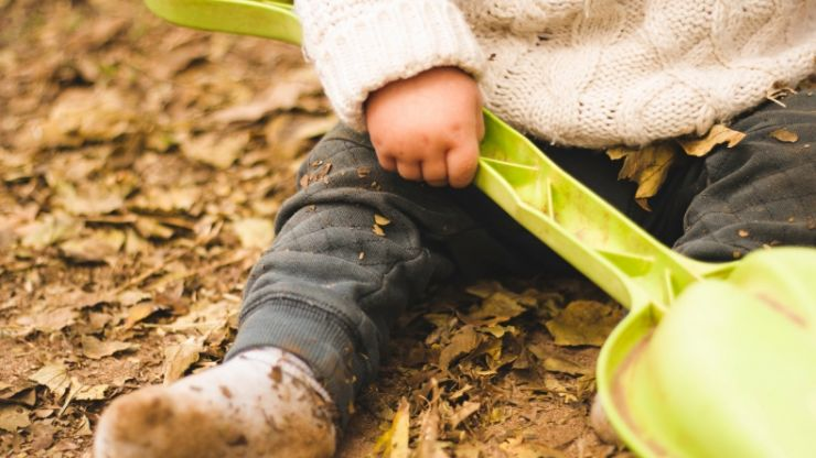 Want to keep your kids healthy? Then let them get dirty