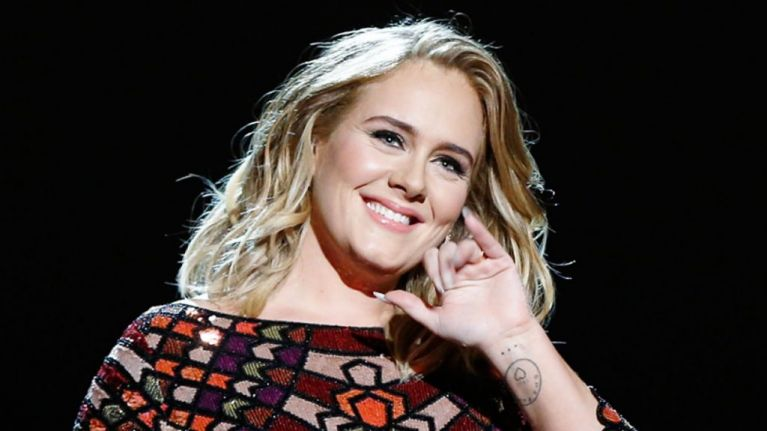 The €71 rewards chart Adele uses with her six-year-old son