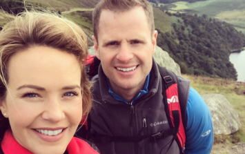 Aoibhín Garrihy reveals she found pregnancy 'lonely' in the beginning
