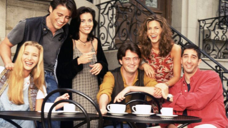 The way in which TV shows like FRIENDS represented my family life growing up
