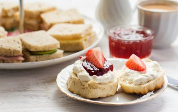 Mount Juliet has launched a gorgeous €15 afternoon tea for children