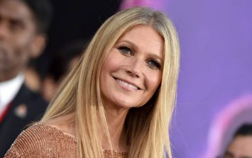 Gwyneth Paltrow's daughter Apple is the image of her mum in this picture
