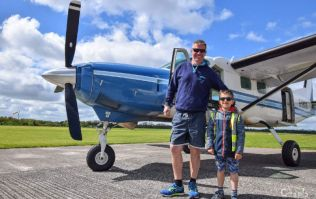 More than €30k raised for families of 7-year-old and man killed in Offaly plane crash