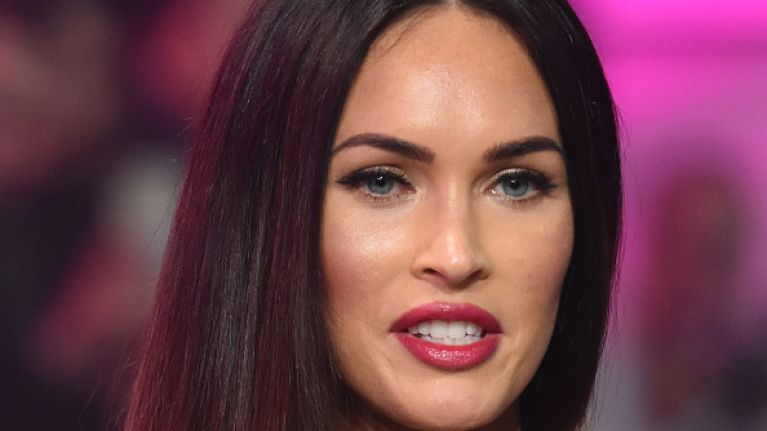 Actress Megan Fox received terrible criticism for this photo of her sons
