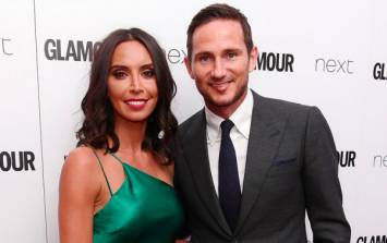 Christine and Frank Lampard announce they're expecting their first child together