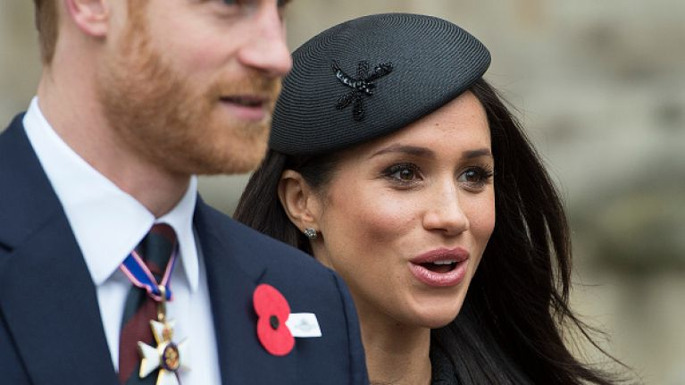 People want a member of the royal family to walk Meghan down the aisle instead