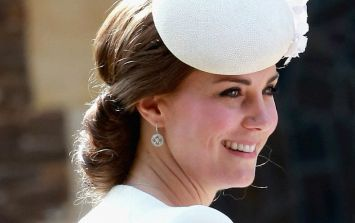 Ouch?! So it looks like Kate wore WHITE to Meghan and Harry's wedding