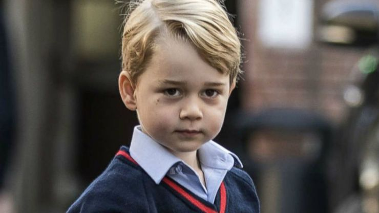 Here's how much Prince George and Princess Charlotte are worth