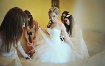 Love weddings? Well you could earn €800 a day from being a 'professional bridesmaid'