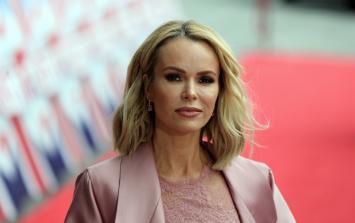 Amanda Holden has spoken movingly about her stillborn son Theo