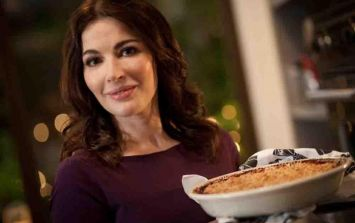 Nigella Lawson is coming to Dublin and we're definitely going