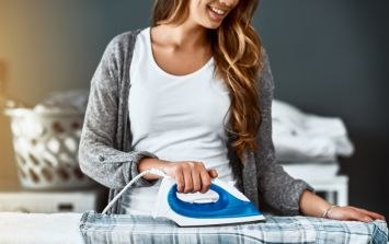 This genius new device is about to make you quit ironing FOREVER (yes, really)