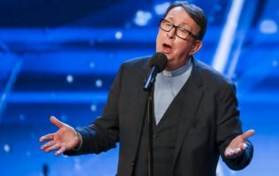 Viral singing priest Father Ray Kelly has made it through to BGT's semi-finals