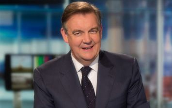 Everyone was delighted to see Bryan Dobson back on their TV screens yesterday