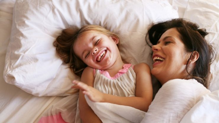 The very simple trick that could be the key to getting your children to go to sleep faster