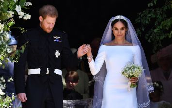 Harry and Meghan named their wedding tables in a very unique way