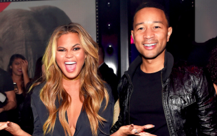 Chrissy Teigen just tore into John Legend on Twitter and we love her for it
